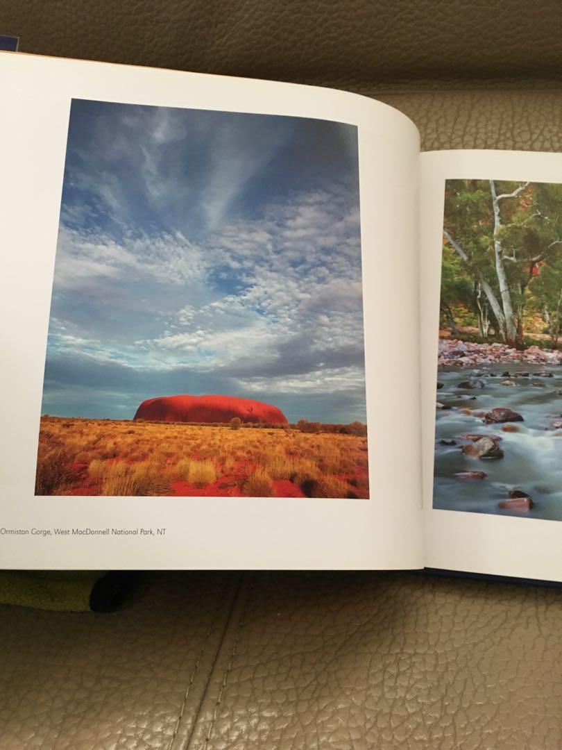 Ken Duncan 攝影集 - Australia our island paradise
