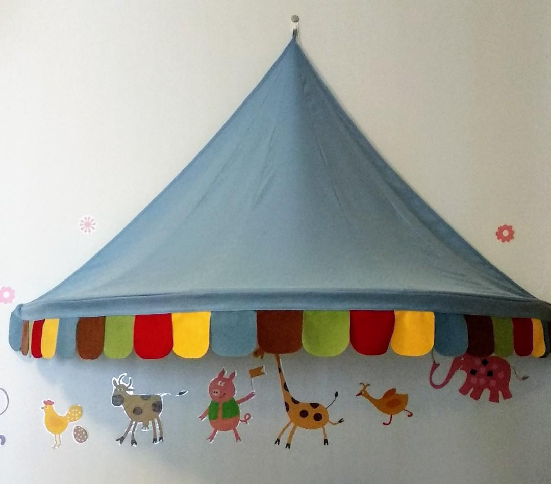 IKEA Kid Bed Canopy Tent