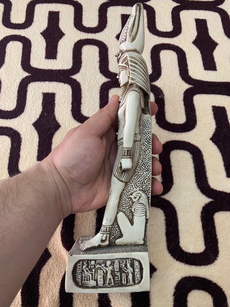 King Ramses the Great (Pharaoh) Statue