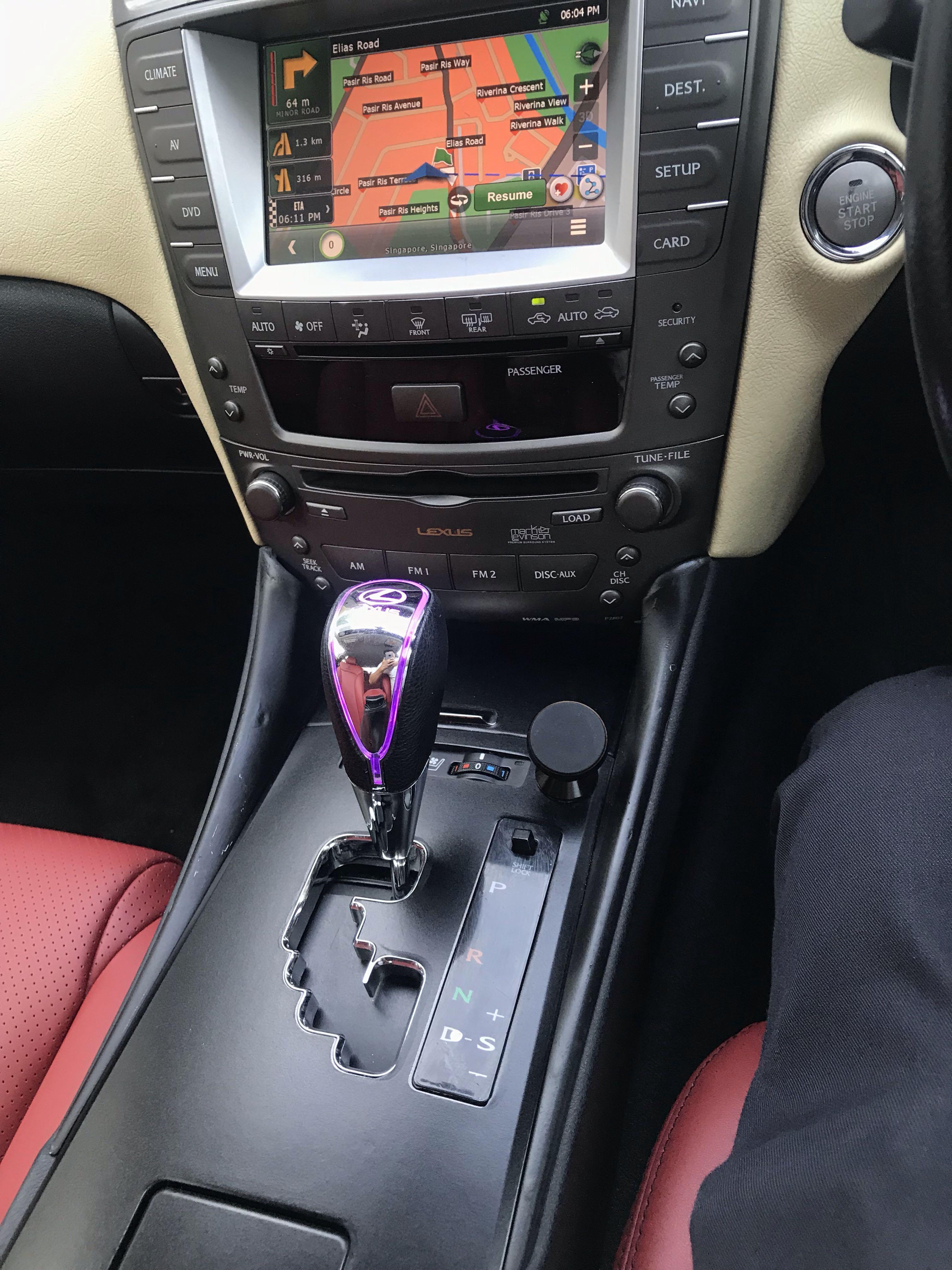 Lexus 250 Auto