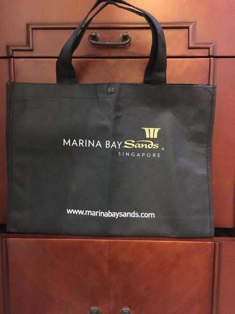 Marina Bay Sands Dustbag