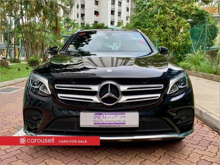 Mercedes Benz GLC 250 AMG 4MATIC