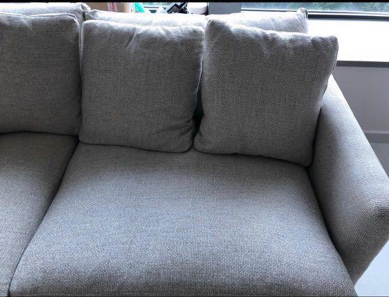 Mint Condition Crate&Barrel sofa