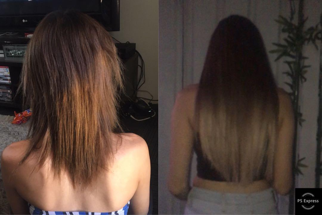Mobile Service - Highest Quality Tape In Hair Extensions
