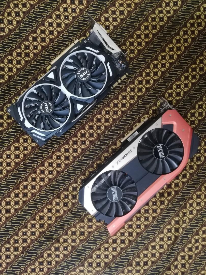 Msi GTX1080 TI 11GB OC
