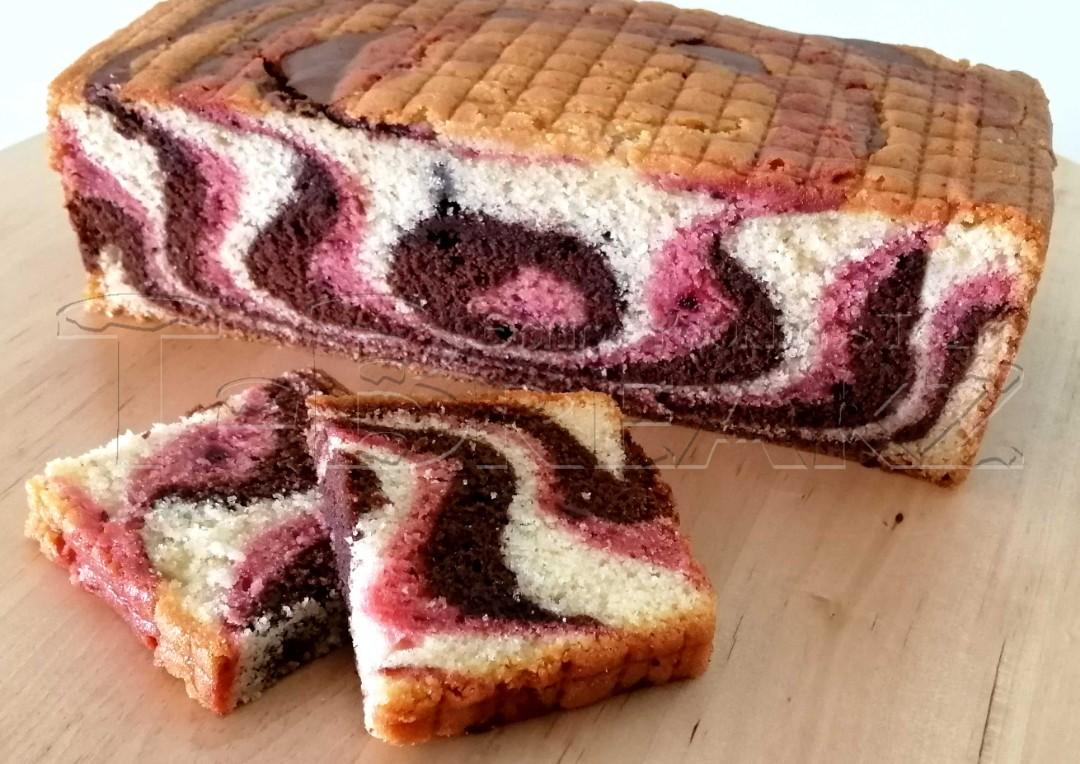 Neapolitan Marble Loaf