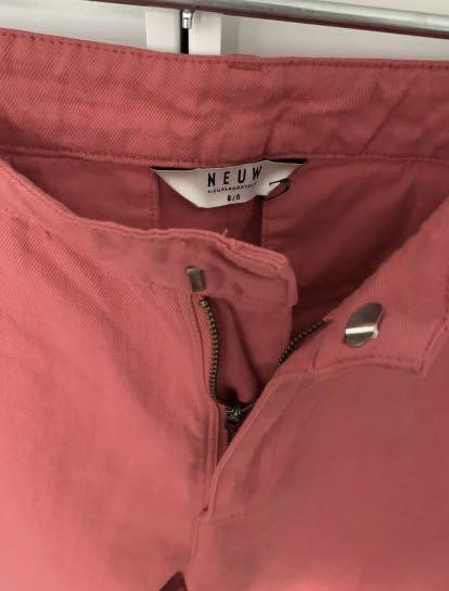 Neuw Denim Culottes size 8 RRP $150