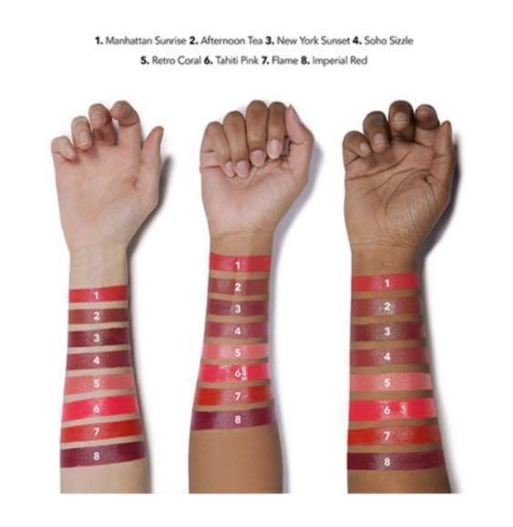 NEW - Bobbi Brown Luxe Lip Colour Soho Sizzle RRP $56