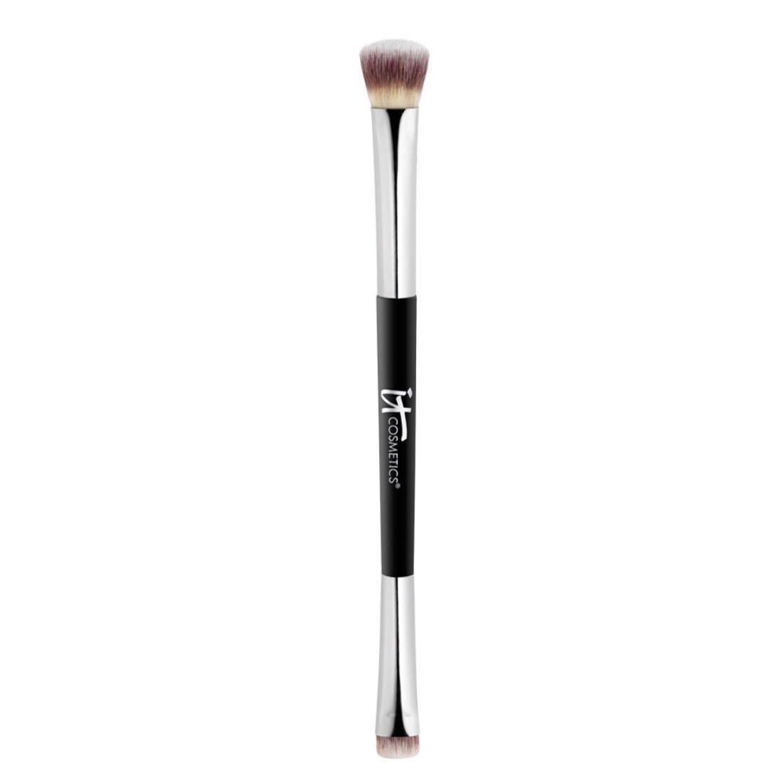 NEW - IT Cosmetic Heavenly Luxe Dual Brush #5 RRP $34