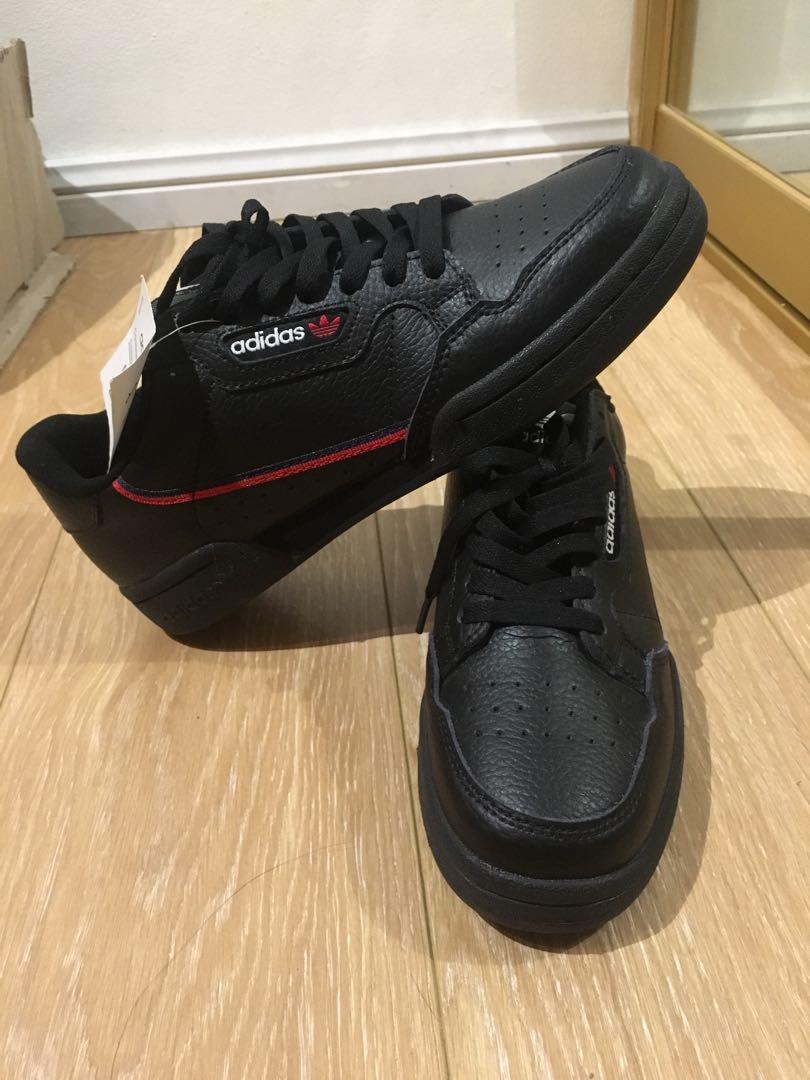 New Adidas continental 80 men us9,5