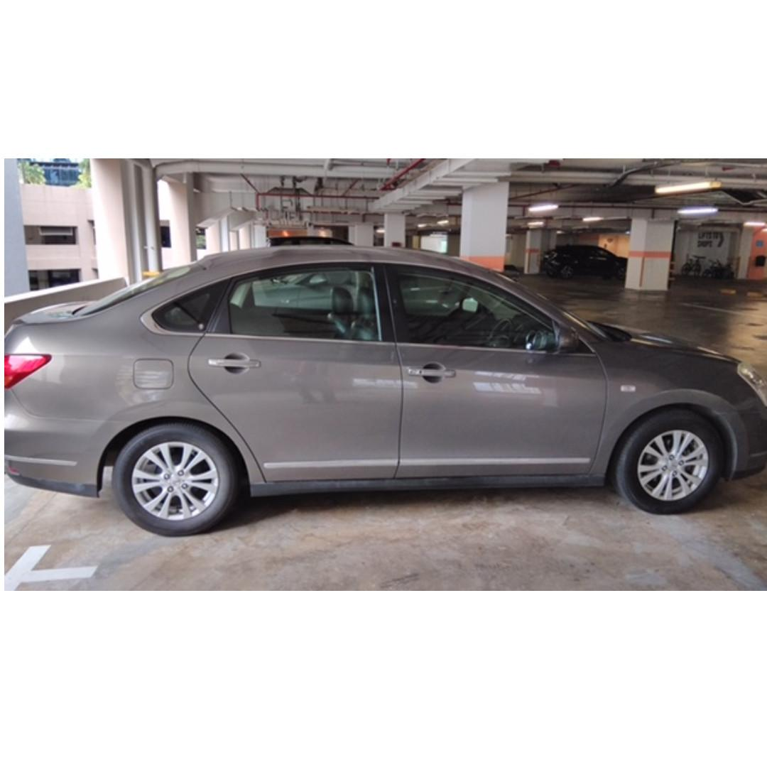 Nissan Sylphy - CHEAP, FUEL EFFICIENT CAR FOR GRAB DRIVER. HOT PROMO. CALL NOW. ROY 90217081
