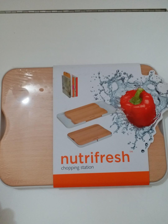 50蚊 nutrifresh chopping station