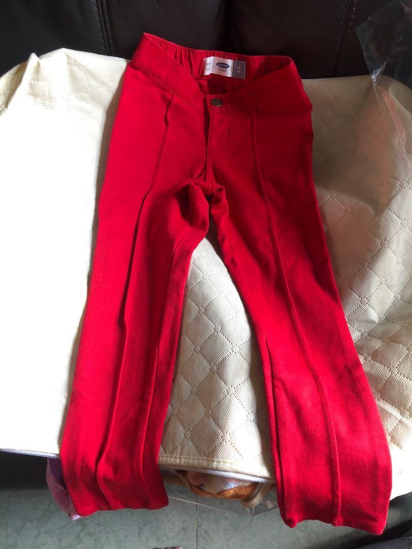 Old navy 長褲 size 5