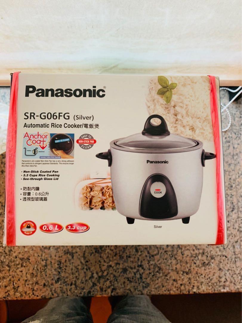 Panasonic rice cooker 電飯煲