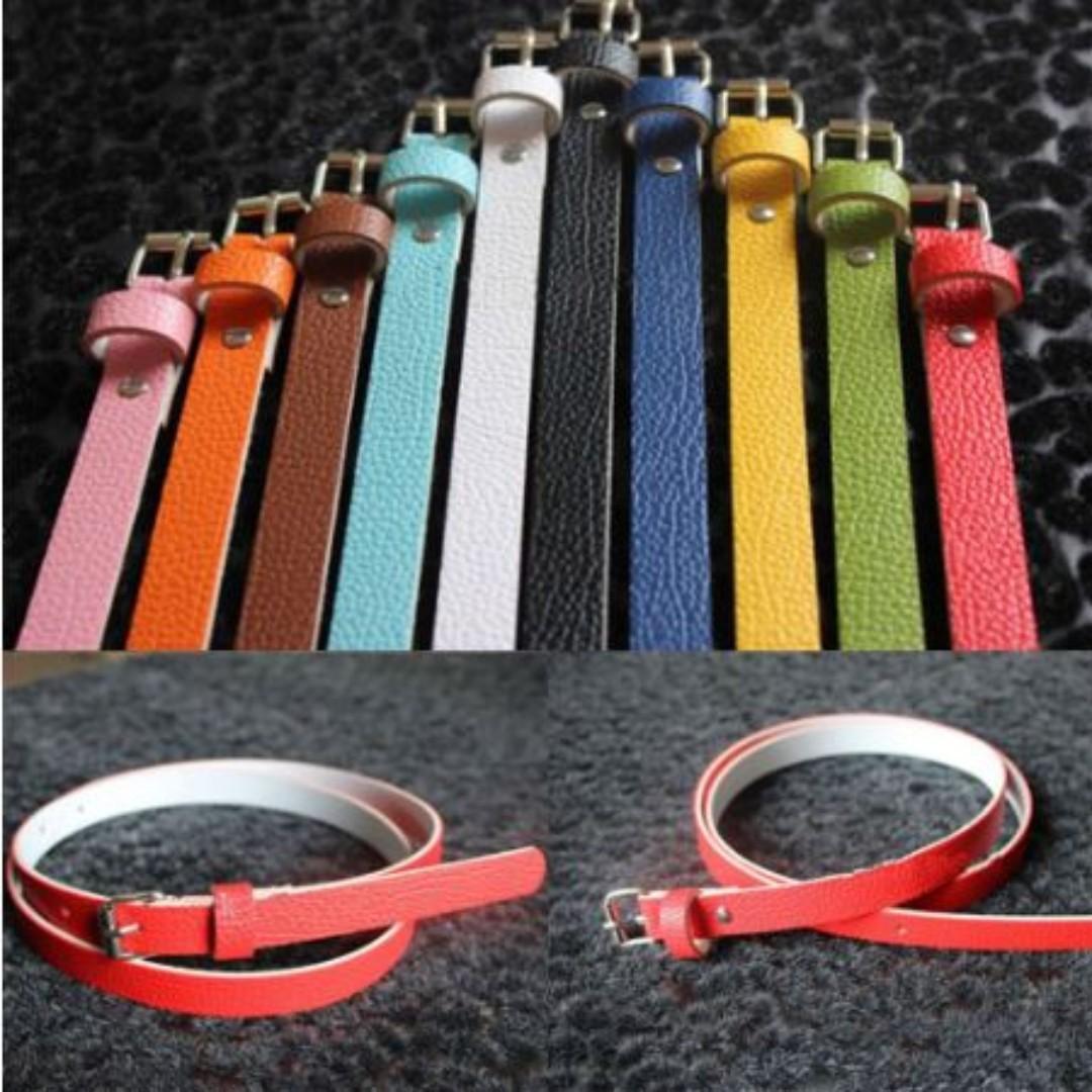 PREORDER Ladies' Belt #3