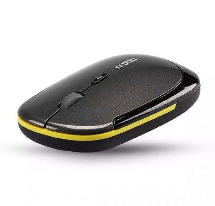 0819db84b98 Rapoo 3500 2.4GHz Optical Wireless Bluetooth Mouse for PC Laptop ...
