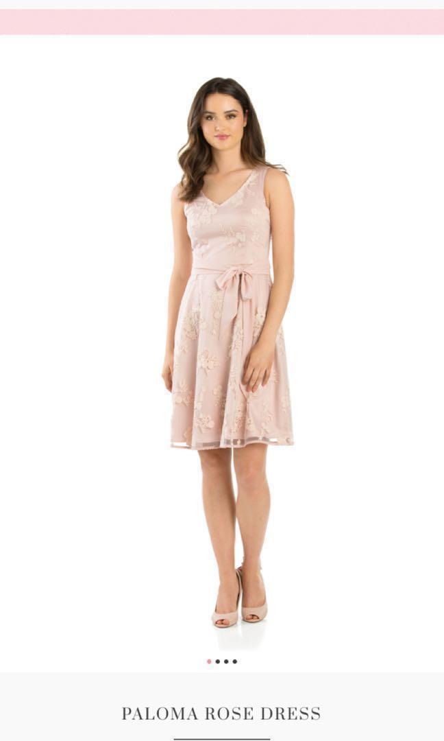 Review paloma rose dress #SwapAu