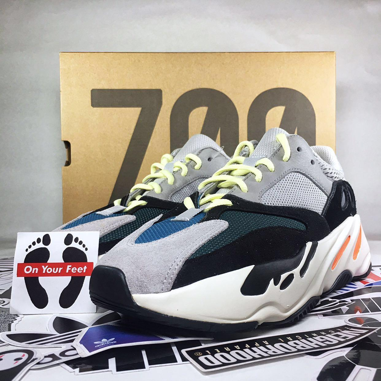 purchase cheap 996dc 8f8a8 SELLING: Adidas Yeezy Boost 700 V1 OG 'Waverunners', Men's ...
