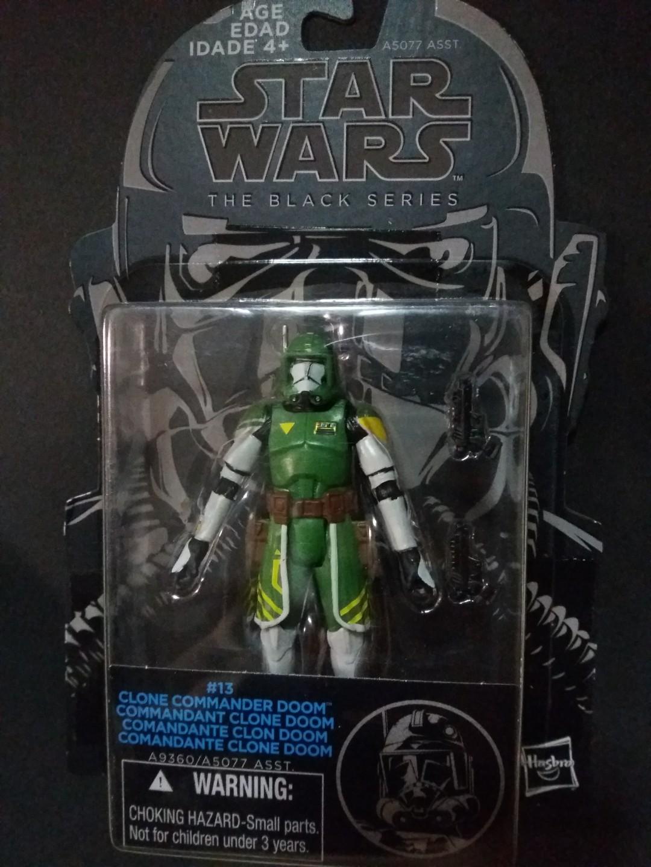 Star Wars commander Doom