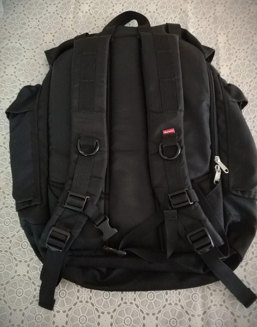Supreme Backpack 24th Real 絕版 背囊 背包 24代 激罕 潮牌