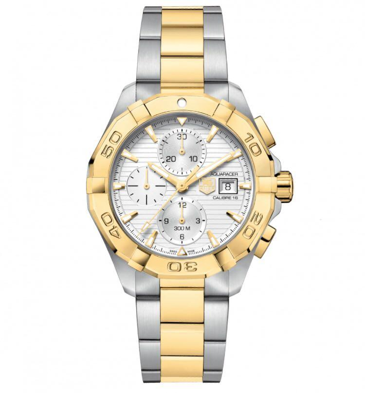 Tag Heuer Aquaracer Automatic Chronograph Watch CAY2121.BB0923