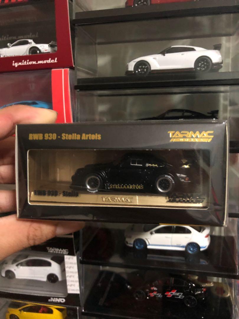 Tarmac Works RWB Porsche Stella Artois, Toys & Games, Others