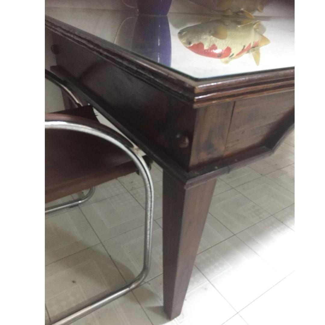 Teakwood Antique Table