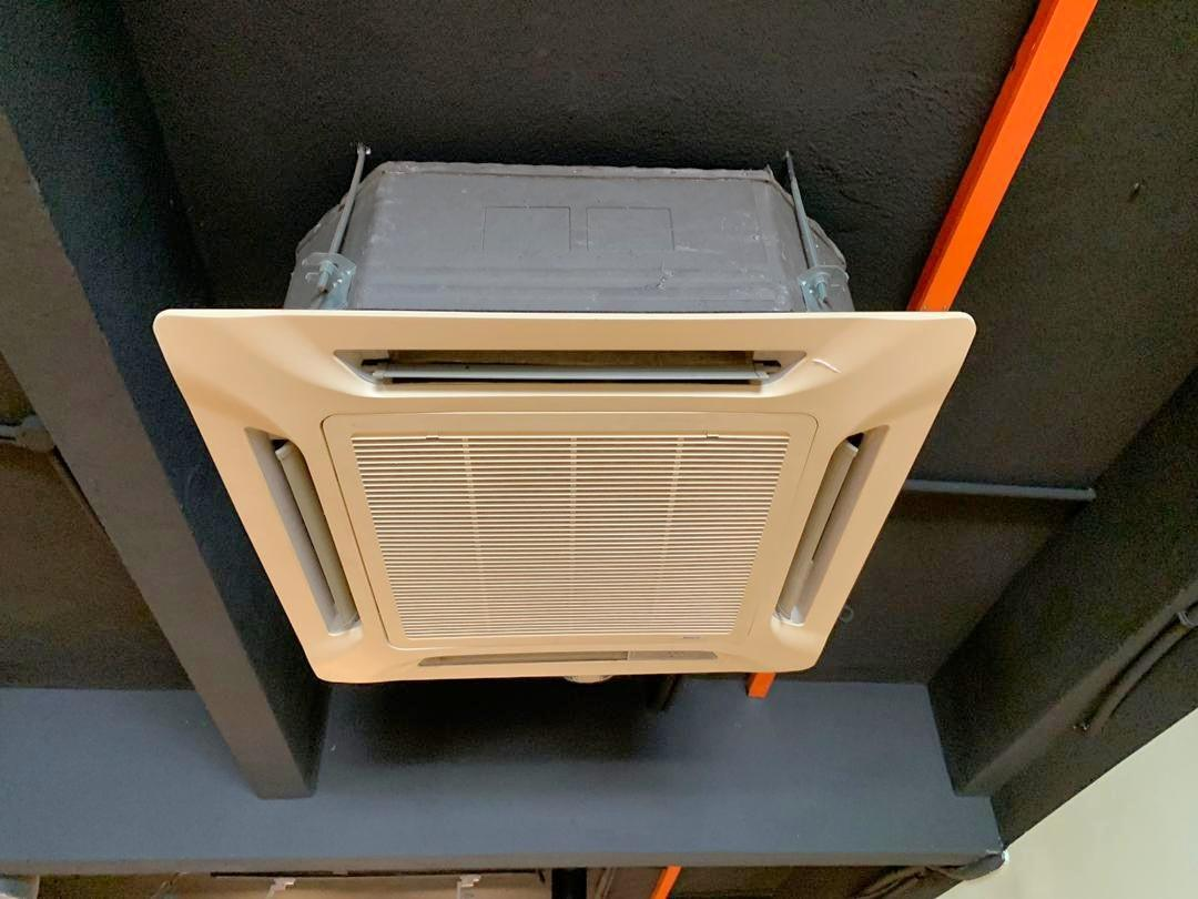 York 5HP Cassette Ceiling Type Air-conditioning