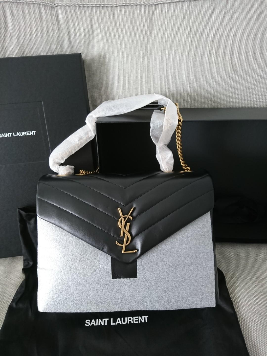YSL LOULOU Medium Handbag