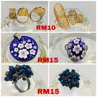 Accessories Necklace , Bracelet , Rings