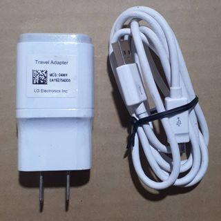 😀LG樂金 原廠手機盒裝充電器