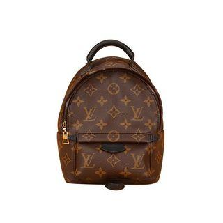 7544b5b816bb Authentic Pre-loved Louis Vuitton Palm Springs Mini Backpack