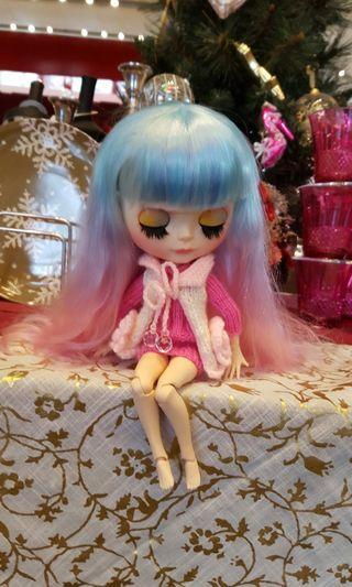 Blythe小布娃娃套餐(整娃,包含圖中所有東西及衣服在內)