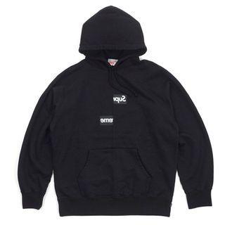 bc23e119aa1d CDG X Supreme Hoodie