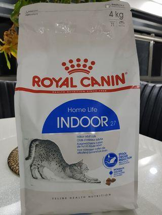 🔶😻IN STOCK😻FREE DELIVERY🔶Royal Canin/RC Indoor27 4kg🔶