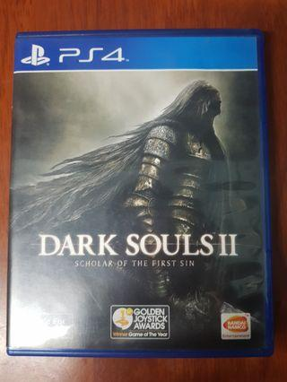 Playstation (PS4) Dark Souls 2: Scholars of the First Sin (R3)