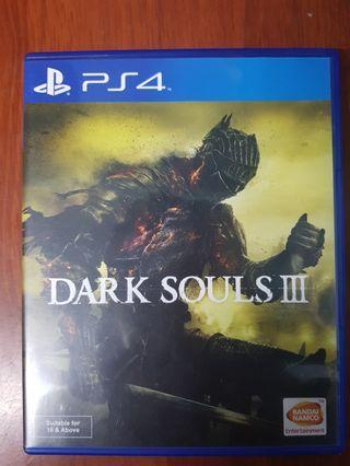 Playstation (PS4) Dark Souls 3 (R3)
