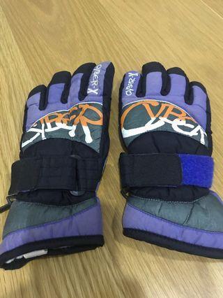 Cyber-X gloves size S