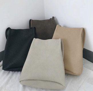 Pinkos Canvas Bag