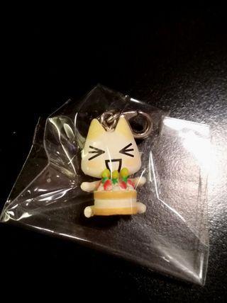 $25 包郵( 絕版 )迷你 Sony貓 匙扣吊飾 正版