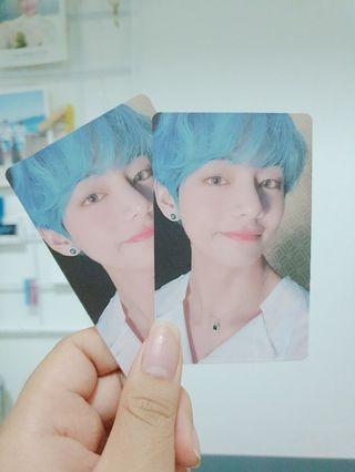 [WTS] BTS PERSONA TAEHYUNG VER 3 PHOTOCARD