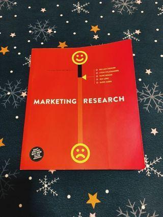 Marketing Research Analysis (Murdoch Textbook)