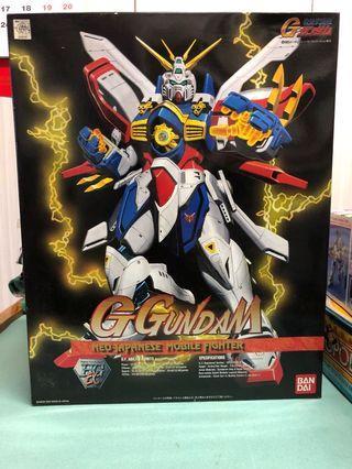 G Gundam 神高達模型