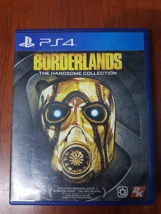 Playstation 4 (PS4) Borderlands: The Handsome Collection (R3)