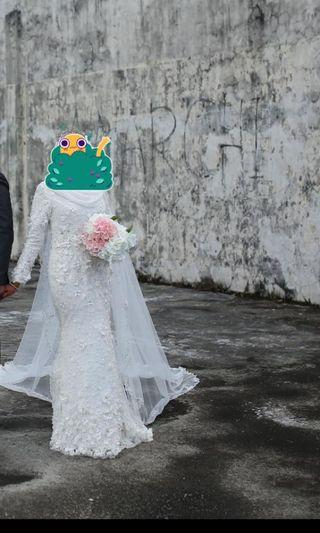 Ezuan Ismail wedding dress- baju pengantin
