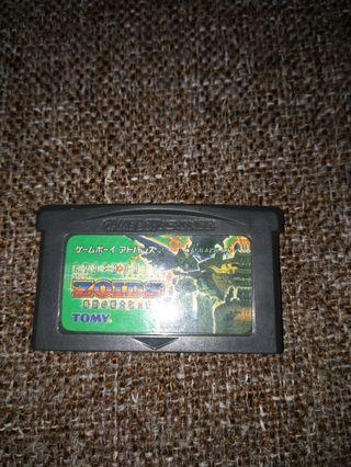 gameboy advance GBA 機動戰士 ZOIDS