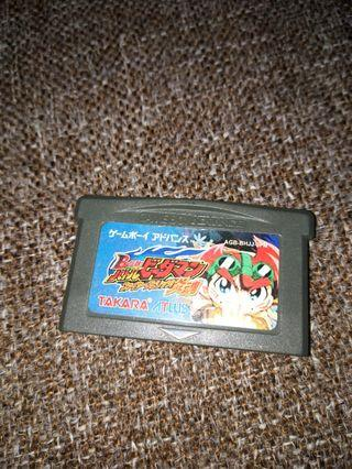 Gameboy advance GBA B-Damen 戰鬥炸彈人炎魂
