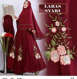 SYARI LARAS DRESS