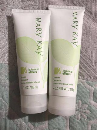 Mary Kay - cleanse and hydrate creams