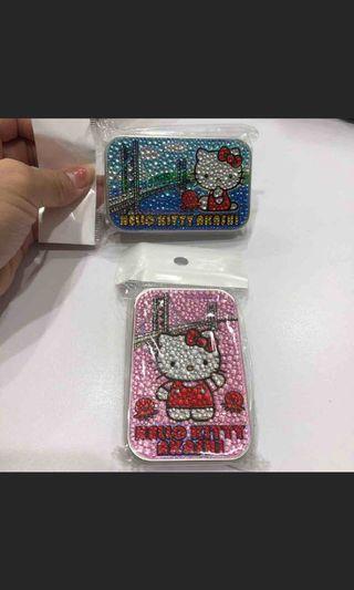 🚚 可愛Kitty盒 亮鑽糖果盒